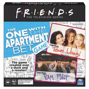 Friends The One With The Apartment Bet Game - 6059759-T