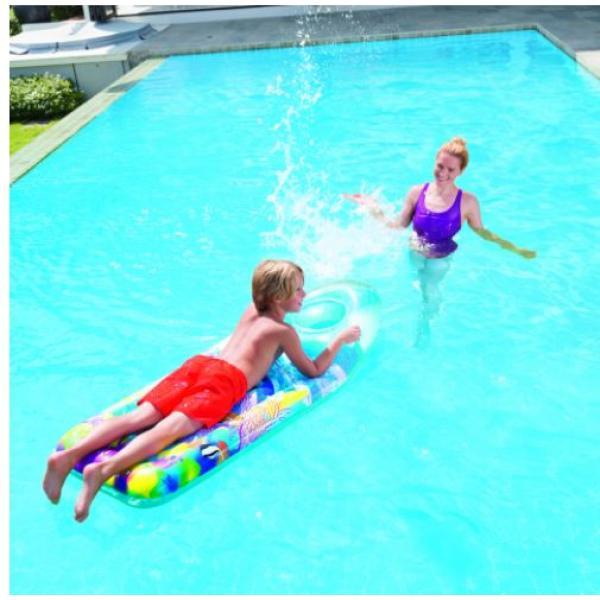 Bestway Inflatable Surf Rider 1.68m x 68.5cm - 42020