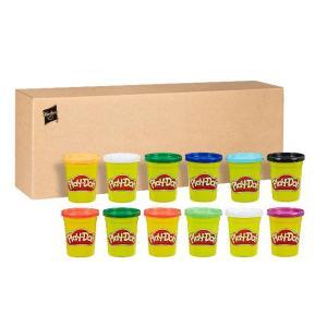 Hasbro Play-Doh Bulk Winter Colors 12-Pack - E4830