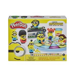 Hasbro Play-Doh Minions: the Rise of Gru Disco Dance-off Toy - E8765