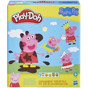 Hasbro Play-Doh Peppa Pig Play Set - F1497