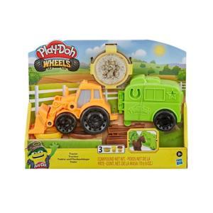 Hasbro Play-Doh Wheels Tractor Farm Truck - F1012