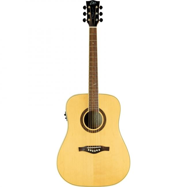 Eko Natural Acoustic Guitar - ONE-D-EQN