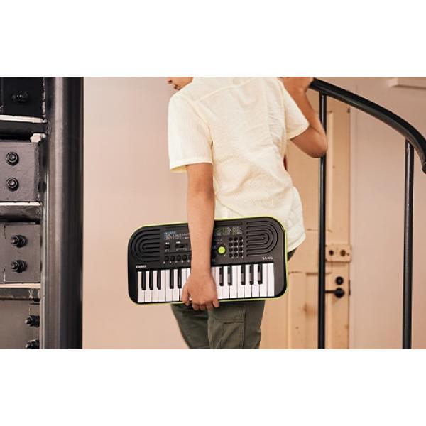 Casio Mini Musical Keyboard Without AC Adaptor - SA-46AH2