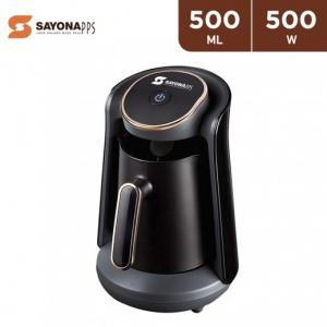 SAYONA Turkish Coffee Machine Maker 500W / 500ML - STC-4267