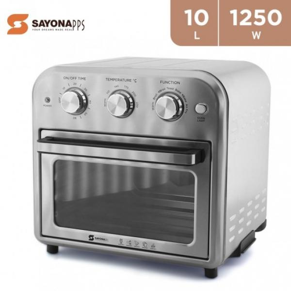 SAYONA Air Fryer & Electric Oven 10.0L / 1250W - SAF-4351