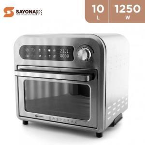 SAYONA Digital Air Fryer & Electric Oven 10.0L / 1250 W - SOA-4352