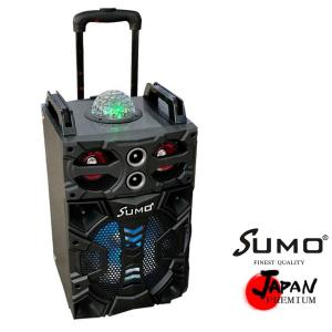 SUMO 10-inch Professional Active Party Trolley Speaker 40000W - SM-5298