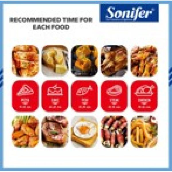 SONIFER Electric Oven 800W - SF-4010