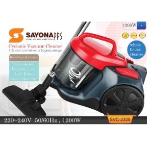 SAYONA Bagless Vacuum Cleaner 1200W - SVC-2325
