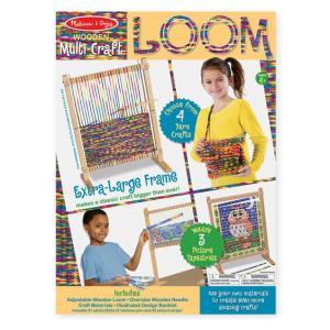 Melissa & Doug Multi-Craft Weaving Loom - 9381