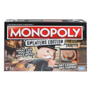 Hasbro Monopoly Cheaters Edition - E1871