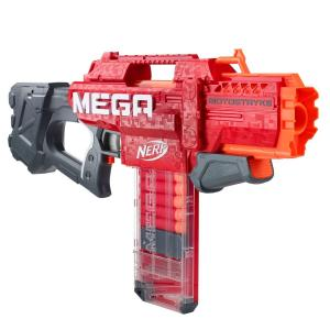 Hasbro Nerf MEGA Motostryke Motorized Blaster - E6474