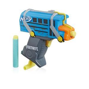 Hasbro Nerf Fortnite Microshots Blaster Micro Battle Bus - E6752