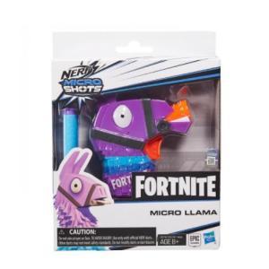 Hasbro Nerf Fortnite Microshots Dart-Firing Micro Llama - E6747