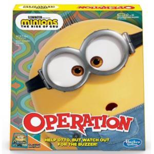 Hasbro Operation Game: Minions: the Rise of Gru Edition Board Game -  E9388
