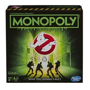 Hasbro Monopoly Game: Ghostbusters Edition - E9479