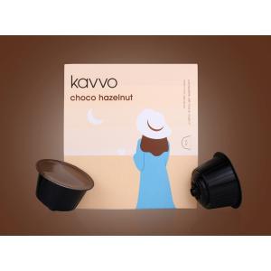 Kavvo Chocolate Hazelnut | Dolce Gusto Machine Compatible Pods