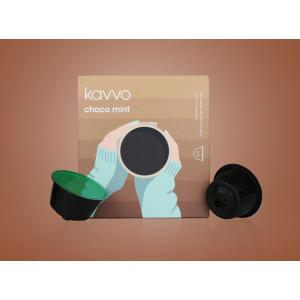 Kavvo Nespresso Chocomint | Dolce Gusto Machine Compatible Pods