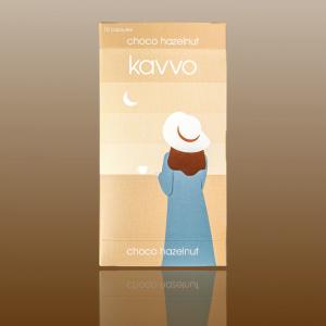 Kavvo Chocolate Hazelnut | Nespresso Machine Compatible Pods