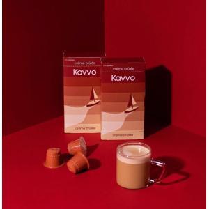 Kavvo Cremè Bruleè | Nespresso Machine Compatible Pods