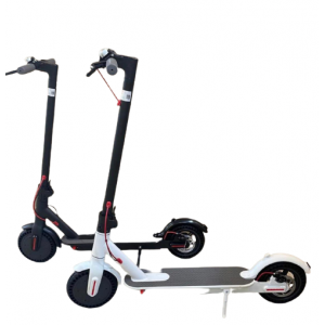 Pro 9 Pneumatic Tire Two Wheel Fast Electric Kick Scooter - ES232