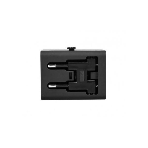 Port Designs World Travel Adapter 2 x USB World Travel Adapter 2 x USB