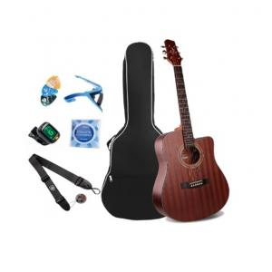 Smiger 41inch Mid-level Acoustic Guitar Pack - SM-412