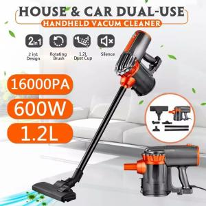 SONIFER 600W Handheld Vacuum Cleaner with 1.2L Dust Content SF-2226
