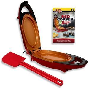 Red Copper 5 Minute-Chef - 12919