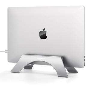 Topgo Vertical Laptop Stand For Desktop Compatible with MacBook LS-01 - Grey