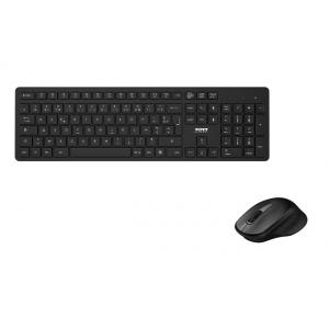 PORT Connect Wireless Mouse and Keyboard Desktop Pack – 900904-U