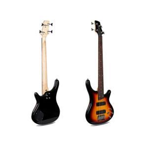 Smiger 4 Strings Electric Bass Guitar Bass, Sunburst - G-B3-4-3TS