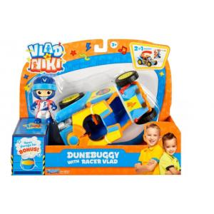 Vlad & Niki Vehicle with 3- Inch Figures, Assorted - 57670-T