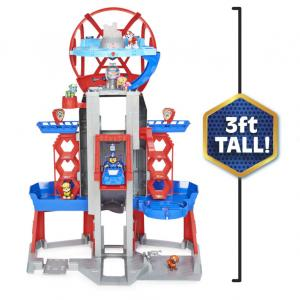 PAW Patrol, Movie Ultimate City 3ft. Tall Transforming Tower - 6060353-T