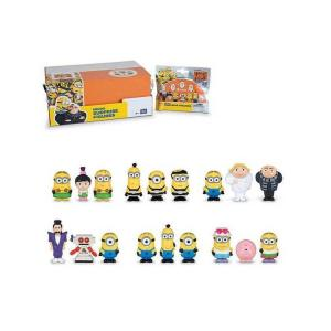 Despicable Me 3 Surprise Pack Micro Figure 3-Pack Assorted - 20106-DM3