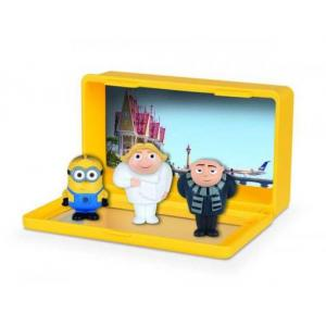 Despicable Me 3 Micro Minion Playset Figure Wave 1 Assorted - 20250-DM3