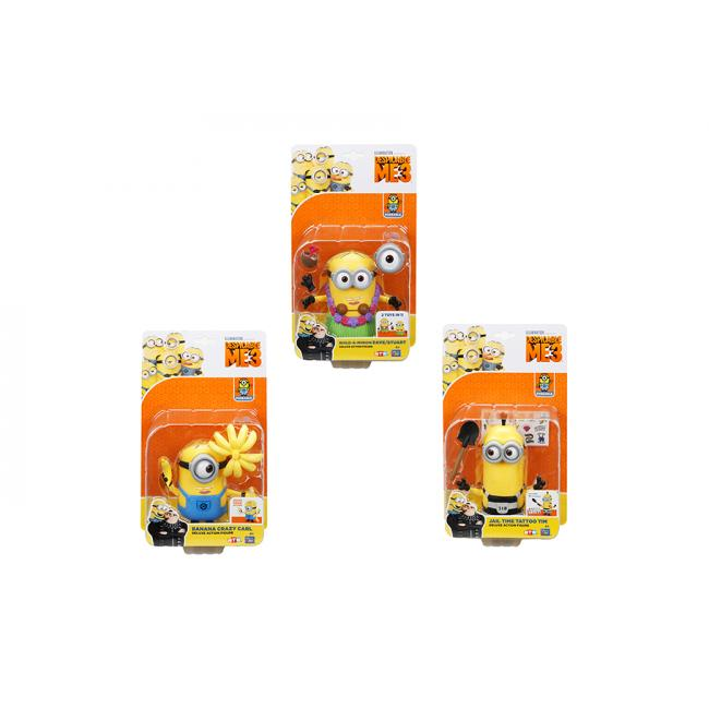 Despicable Me 3 Deluxe Action Figure Wave 1 Assorted - 20436-DM3