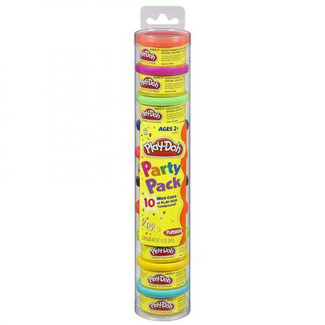 Hasbro Play-Doh Party Pack In Tube - 22037