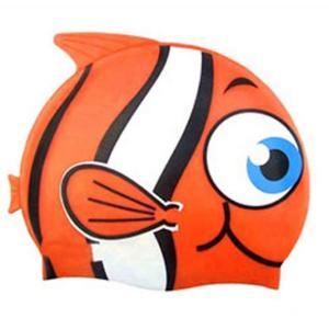 Bestway Lil' Buddy Swim Cap, Orange - 26025-O