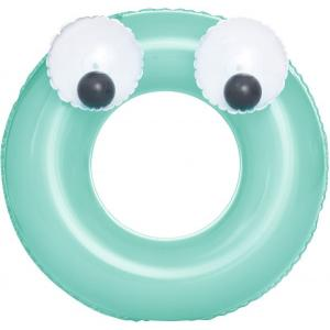 Bestway Inflatable Swim Ring 91cm, Turquoise - 36119-T
