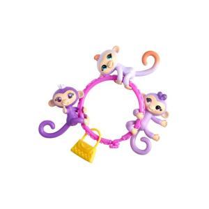 WowWee Fingerlings Plush Puppet Set - 3797-T