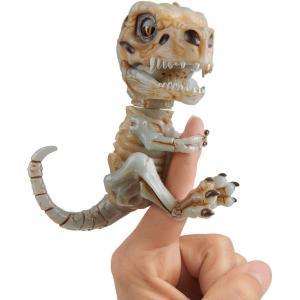 WowWee Fingerlings Untamed Bonehead Skeleton Dino - 3980-T
