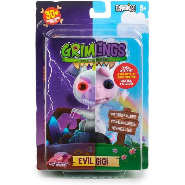 WowWee Fingerlings Grimlings Assorted 4 - 4330-T