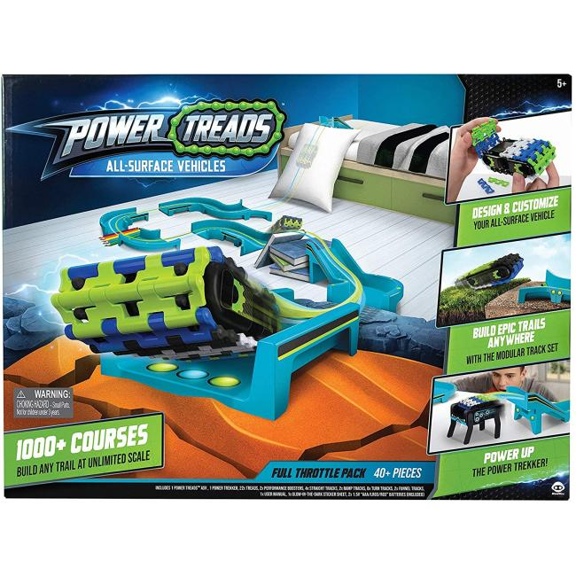 Wowwee Redstring Power Treads Speed Track - 5553-T