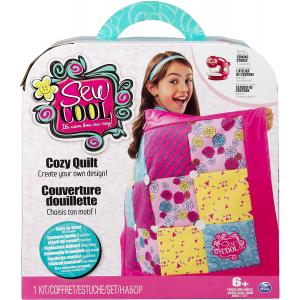 Cool Maker Sew Quilt Kit - 6026016-T