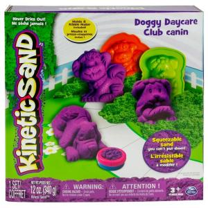 Kinetic Sand Doggy Daycare Play Set Assortment - 6026220-T