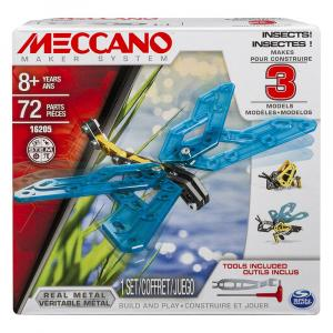 Meccano - 3 Model Set - Insects - 6026714-T