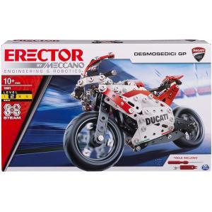 Meccano Motorcycle Ducati Set - 6027038-T