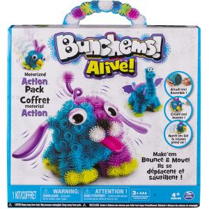 Bunchems Alive Motorized Action Pack - 6027869-T